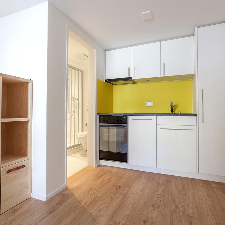 1 - Zimmerwohnung im Haus Büel