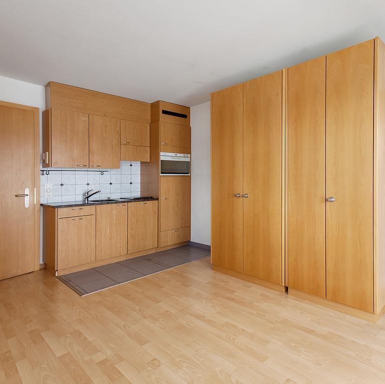 1.5 - Zimmerwohnung in der Residenz Sunnaplatz